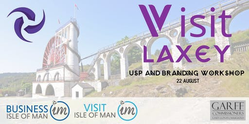 Laxey Town Branding USP Workshop