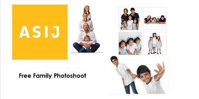 The American School in Japan - Family Photoshoot  9th, 10th, 12th September