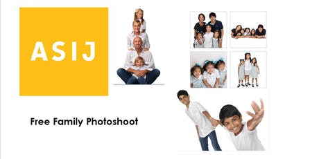 The American School in Japan - Family Photoshoot  9th, 10th, 12th September tickets