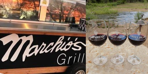 Wine Pairing featuring Marchio's Grill