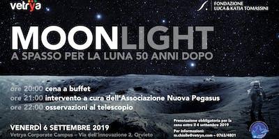 Moonlight. A spasso per la luna 50 anni dopo