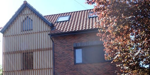 York Open Eco Homes: Passivhaus from a kit