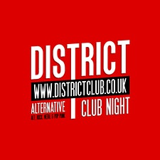 DISTRICT Club  logo