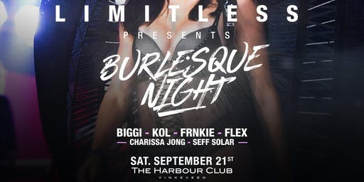 Limitless Burlesque night