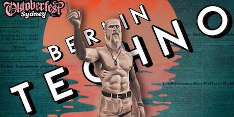 Oktoberfest Closing Party - Underground Techno  tickets