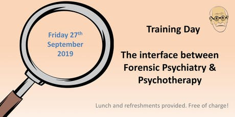 The Interface Between Forensic Psychiatry & Psychotherapy tickets