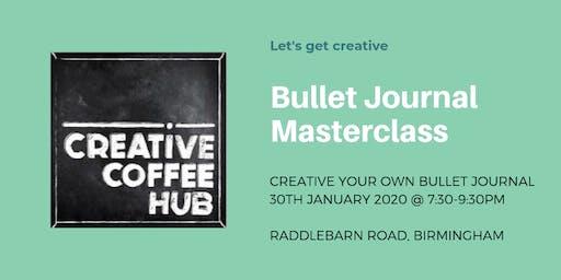 Bullet Journal Masterclass