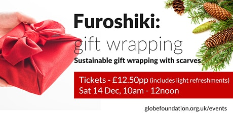 Furoshiki: Gift wrapping with scarves tickets
