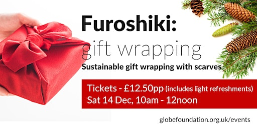 Furoshiki: Gift wrapping with scarves