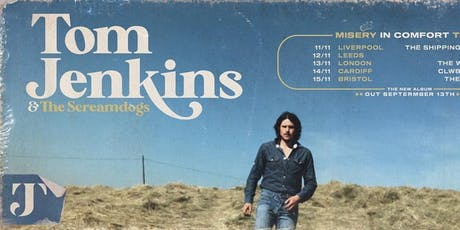 Tom Jenkins tickets