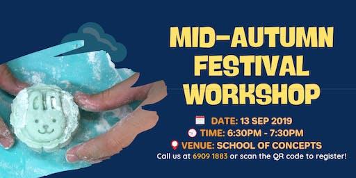 FREE Mid Autumn Festival Workshop