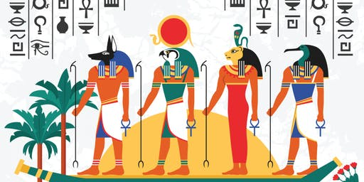 Maker Club Juniors Abingdon - Walk Like An Egyptian (ages 9-12)