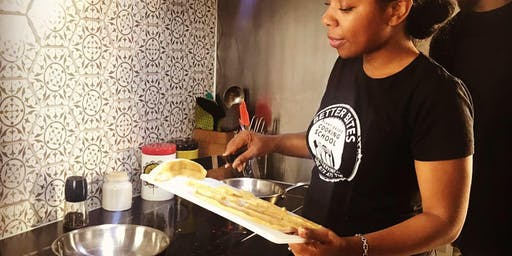 VEGAN SOUL FOOD COOKING CLASS