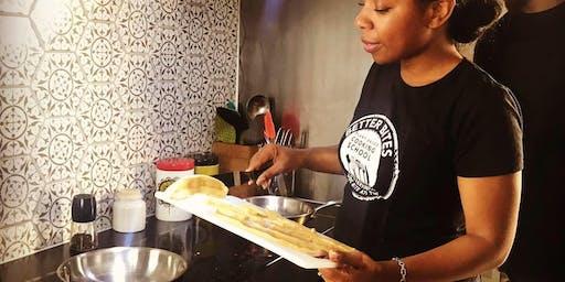 VEGAN SOUL FOOD COOKING CLASS