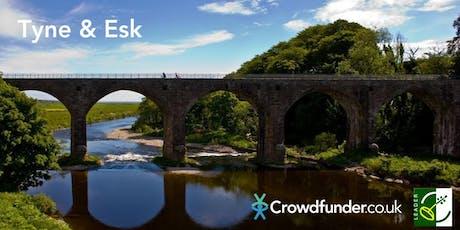 Crowdfund Scotland: Tyne Esk Train the Trainer tickets