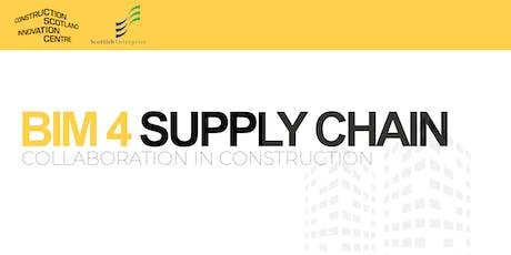 BIM in Practice - Supply Chain tickets