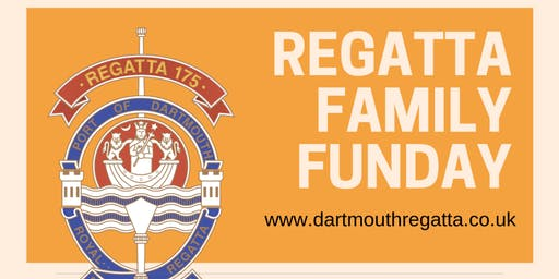 Port of Dartmouth Royal Regatta 175 Family Fun Day and Silent Disco