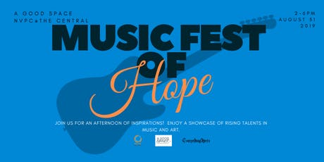 Music Fest of Hope - a Mental Health Movement tickets
