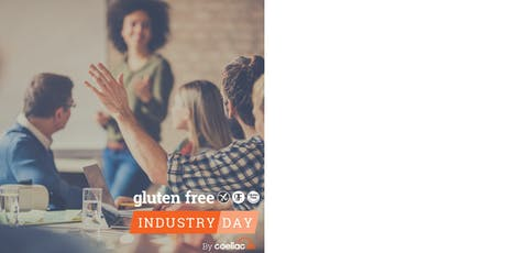 Coeliac UK Gluten Free Industry Day 2019 tickets