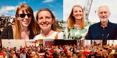 People Powered Campaign Storm Perranporth