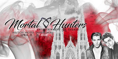 Mortal Hunters Convention Tickets