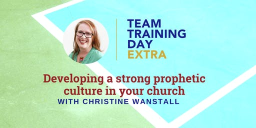 Developing a strong prophetic culture in your church