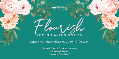 Flourish- A Mother & Daughter Experience tickets