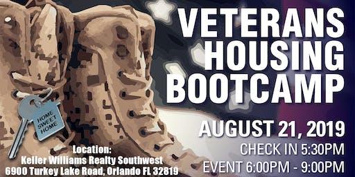 Veterans Housing Bootcamp