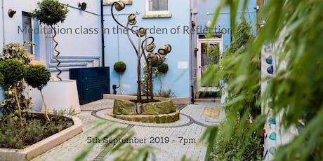 Meditation class - Living in a material world - Bronagh Best tickets