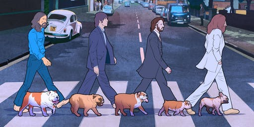 50 aniversario de Abbey Road (The Beatles) en Contraclub