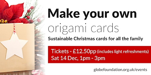 Make your own origami cards