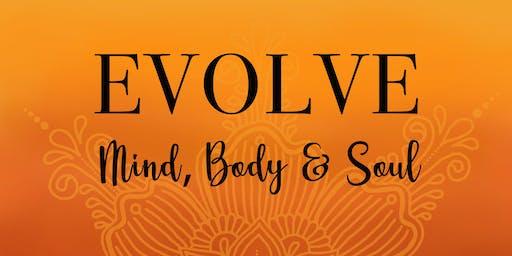 Evolve: Mind, Body & Soul - Yoga & Meditation Morning Retreat