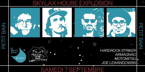 Skylax w/ Hardrock Striker, Armagnac, Joe Lewandowski, Motomitsu