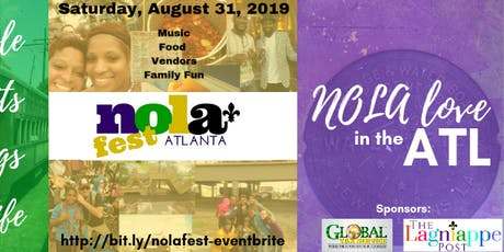 NOLAfest Atlanta tickets