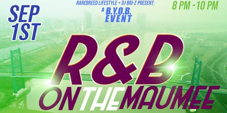 R&B on the Maumee tickets