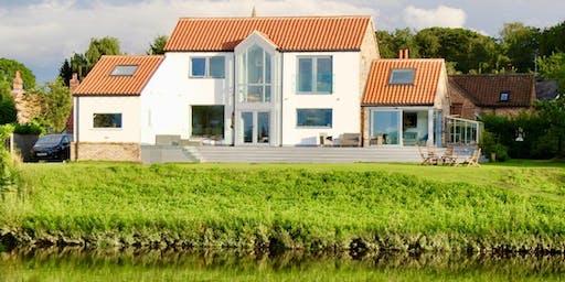 York Open Eco Homes: Riverside Eco home