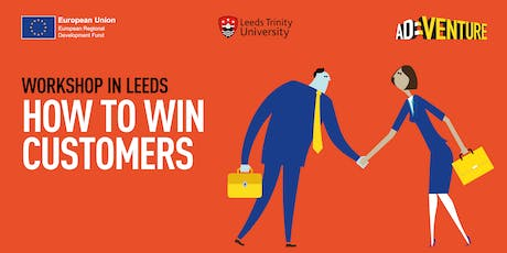 How to Win Customers - Thursday, 3 October tickets