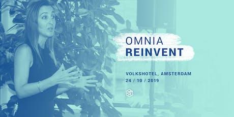Omnia REINVENT 2019 tickets