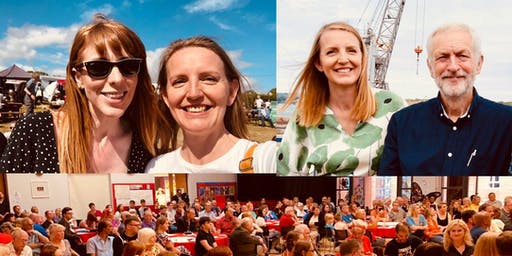 People Powered Campaign Storm Truro