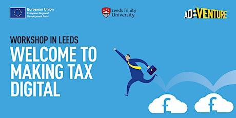 Making Tax Digital - Thursday, 5 March  tickets