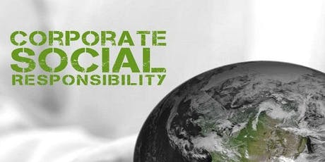 Training Course on Corporate Social Responsibility tickets