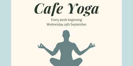 Serendipities Cafe Yoga (16/10/29) tickets