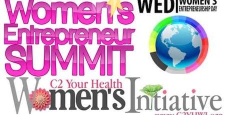 Women Entrepreneur Summit Volunteer (Setup) Nov 18th tickets