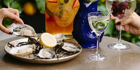 Scottish Gin and Oyster Tasting tickets