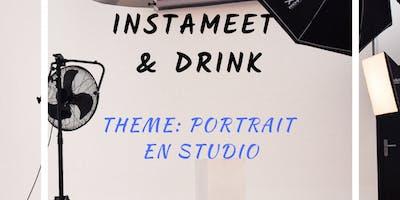 Instameet & Drink - Thème: Portrait en stud