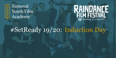 National Youth Film Academy #SetReady 19/20: Induction Day