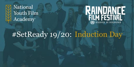 National Youth Film Academy #SetReady 19/20: Induction Day tickets