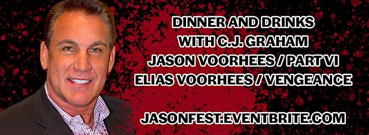 Jason Fest w/ Ari Lehman & Special Guests image