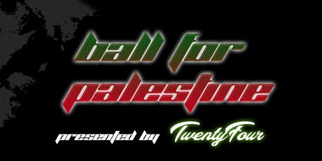 BALL FOR PALESTINE tickets