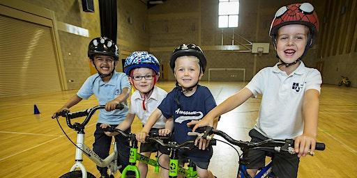 Bikeability Learn to Ride 5+ (Finchampstead)